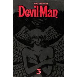 Go Nagai, Devilman Vol. 3 -...