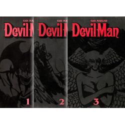Go Nagai, Devilman Opera...