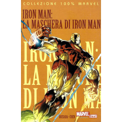 La maschera di Iron Man,...