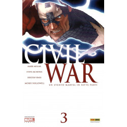 Civil War 3, Marvel...