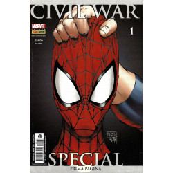 Civil War Special 1, Prima...