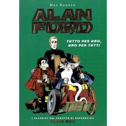 Alan Ford: Tutto per uno,...