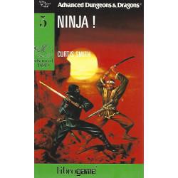 Librogame, Ninja!