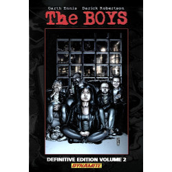 The Boys Definitive Edition...